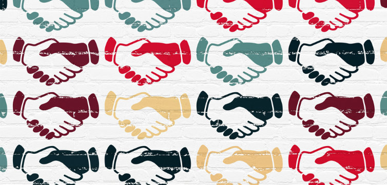handshake feat