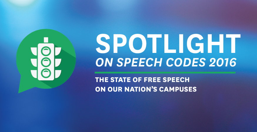 REPORT: Restrictions on Campus Speech Rights Hit New Low, But Federal Pressure Threatens Progress