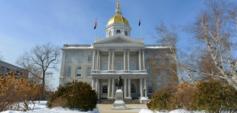 new hampshire state house feat