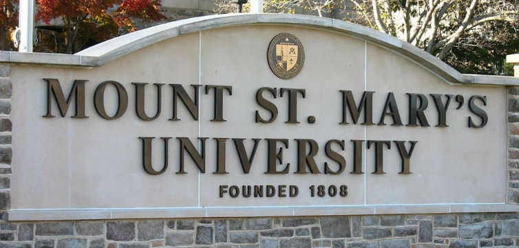 Mount Saint Mary's University feat