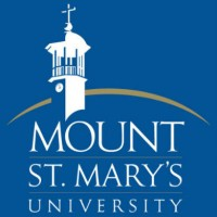 mount saint mary's thumb logo