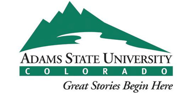 adams state logo feat