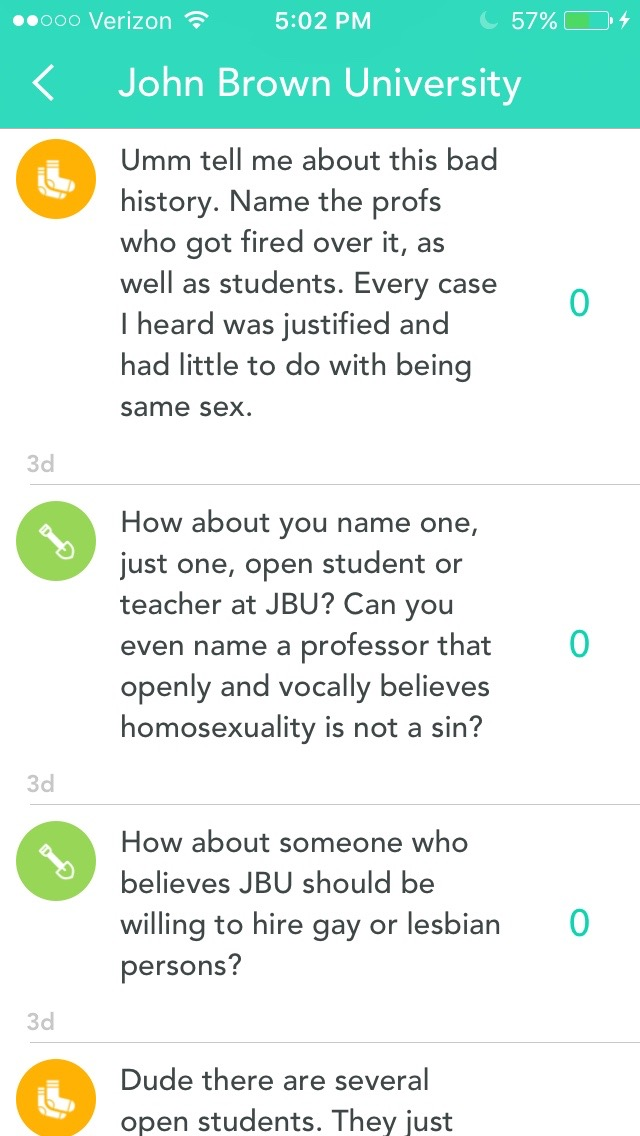 The Futility of 'Banning' Yik Yak on Campus - FIRE