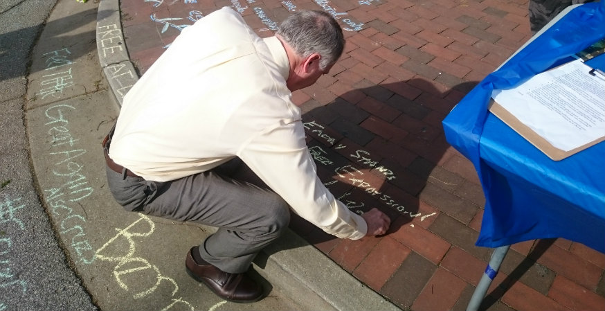 Emory President Chalks Pro-Speech Message After Trump Controversy as Students, Alumni Urge More Action (VIDEO)