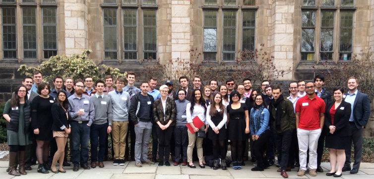 FIRE Regional Workshop Yale April 9 2016 Group feat
