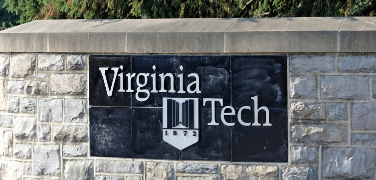 Virginia Tech feat CREDIT Katherine Welles Shutterstock.com