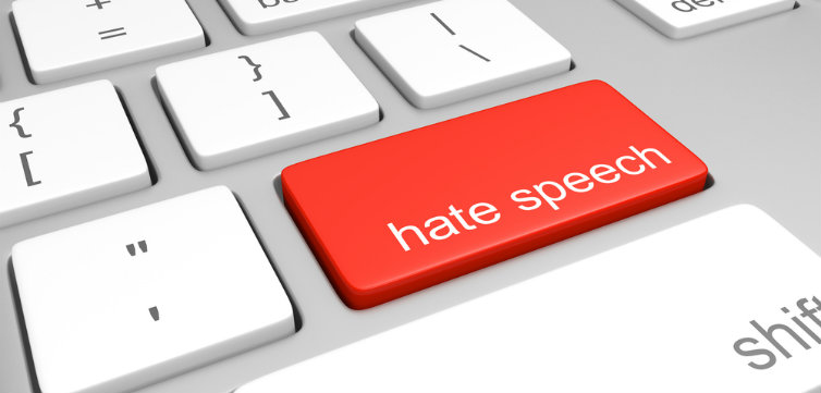 hate speech feat