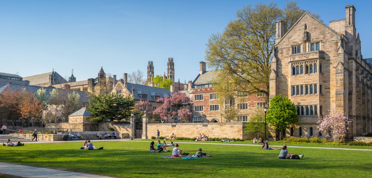 students yale campus f11photo Shutterstock.com feat