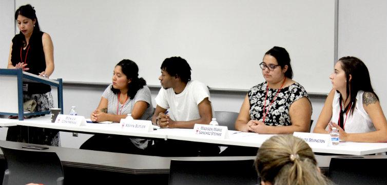 student activism panel university of arizona feat