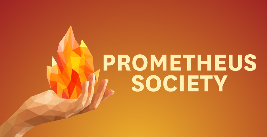Now Accepting Applications for FIRE Student Network's Prometheus Society