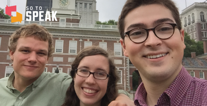 'So to Speak' Podcast: The FIRE Interns Hit the Streets to Ask About Free Speech