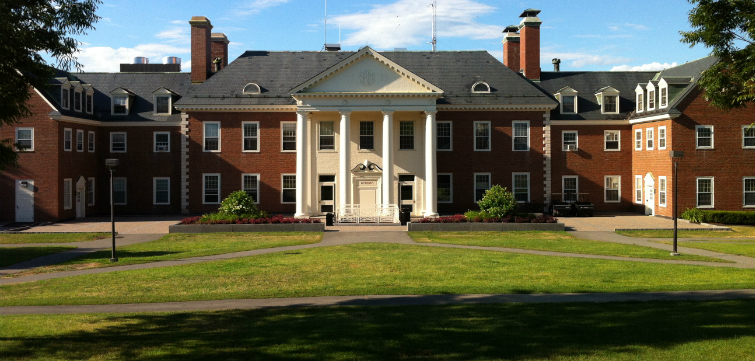 colby college feature