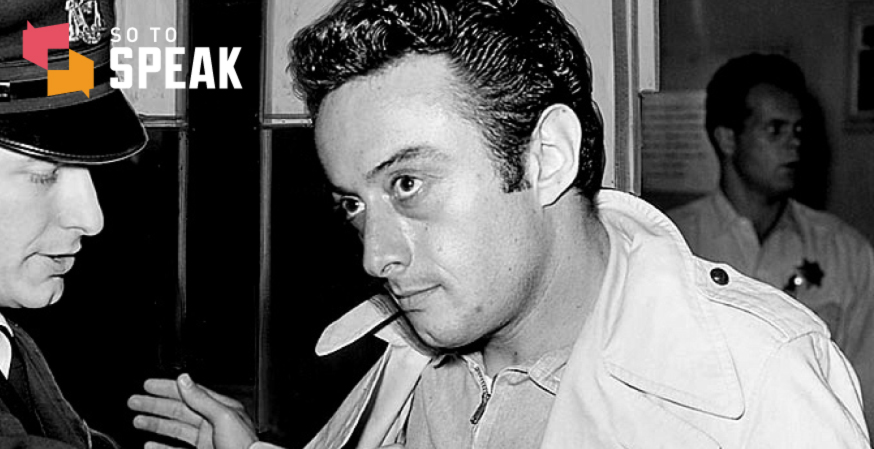 'So to Speak' Podcast: 'The Trials of Lenny Bruce'
