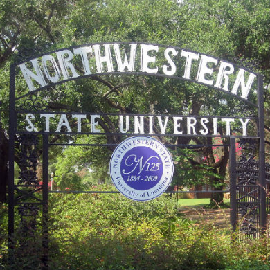 Speech Code of the Month: Northwestern State University