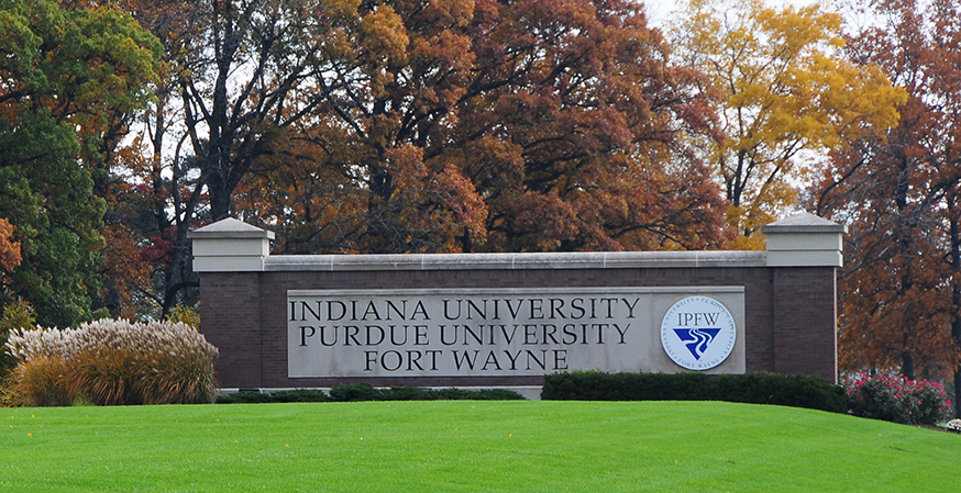 Indiana University – Purdue University Fort Wayne Earns FIRE's Highest Free Speech Rating