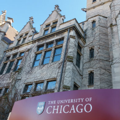 University of Chicago President: 'Questioning and Challenge Must Flourish'