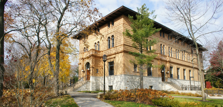 Northwestern building feat