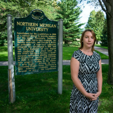 Victory: Northern Michigan U. Publicly Tells Students They Can Discuss Self-Harm