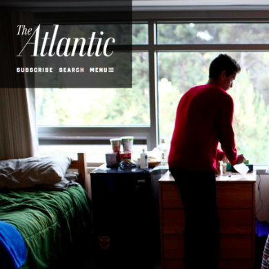 Conor Friedersdorf in 'The Atlantic': College Cannot Be a Home or 'Safe Space'