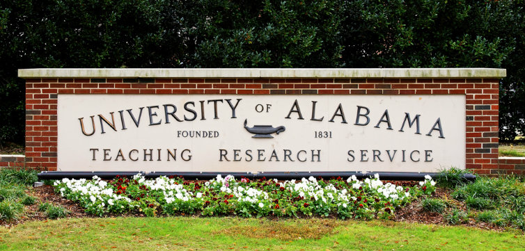 university of alabama gates Katherine Welles  Shutterstock.com feat