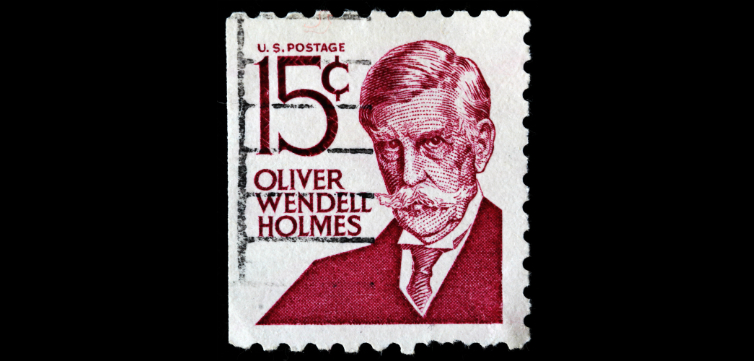 Holmes stamp feature