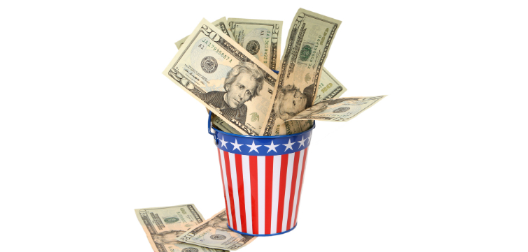 money in politics feature