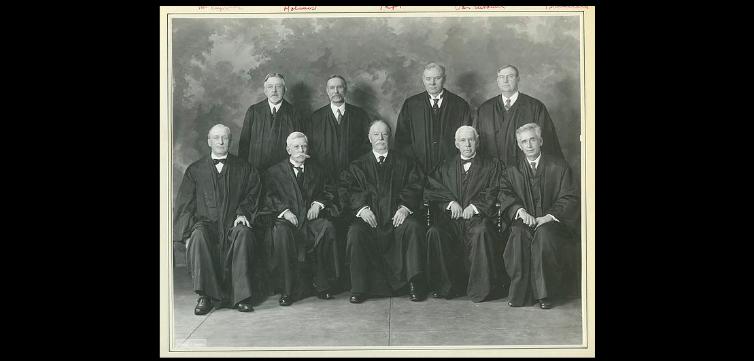 supreme court 1925 feature