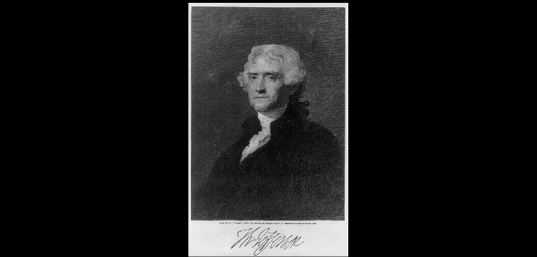 Thomas Jefferson feature