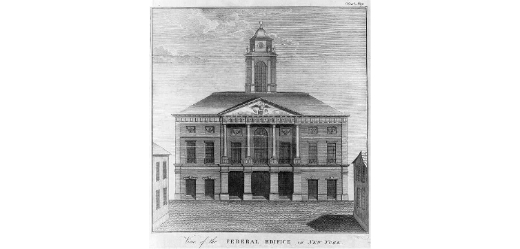 federal hall feature