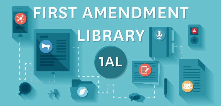 new first amendment library features overview essays and roberts  1al pr featured