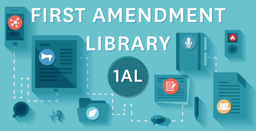 New First Amendment Library features: Overview essays and Roberts Court page