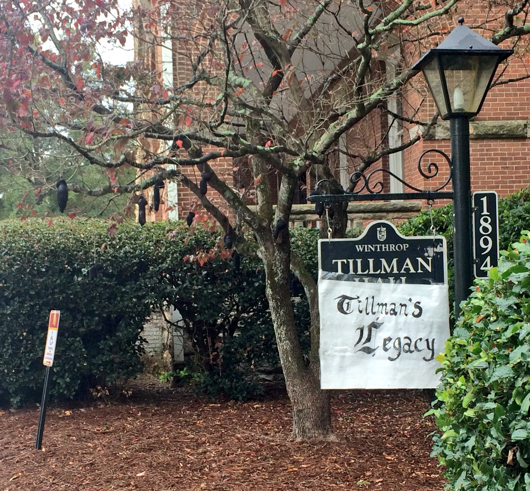 Winthrop University - Tillman Hall