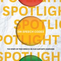 Spotlight on Speech Codes 2016