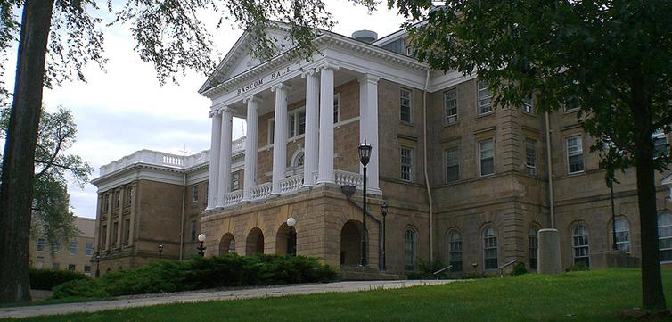 University of Wisconsin-Madison Bascom Hill