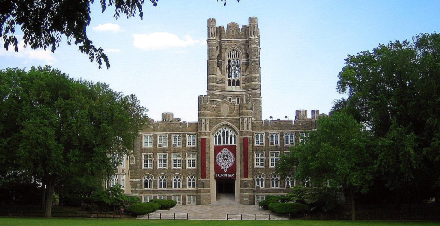 Fordham University Named One of America's 10 Worst Colleges for Free Speech After Banning Students for Justice in Palestine