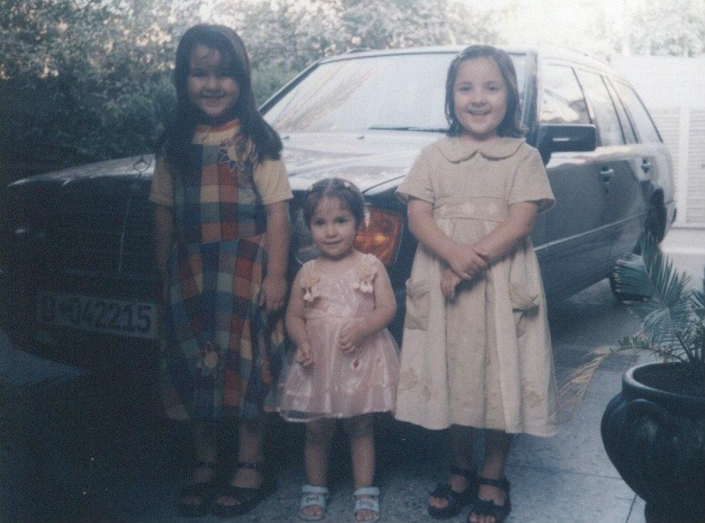 amina amdeen sisters iraq 1 2000s embed
