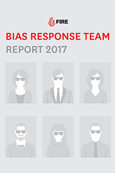 2017 Report on Bias Reporting Systems