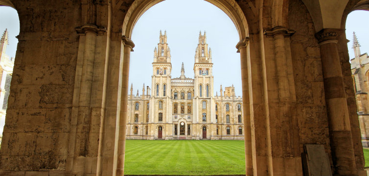 University of Oxford All Souls College Honey Cloverz  Shutterstock, Inc. feat