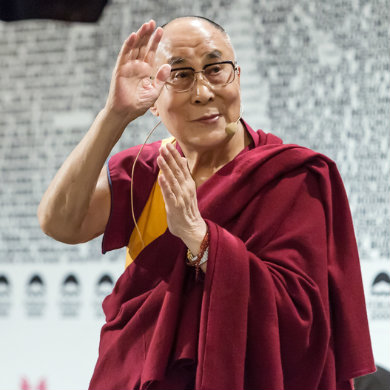 Dalai Lama faces opposition at UC San Diego