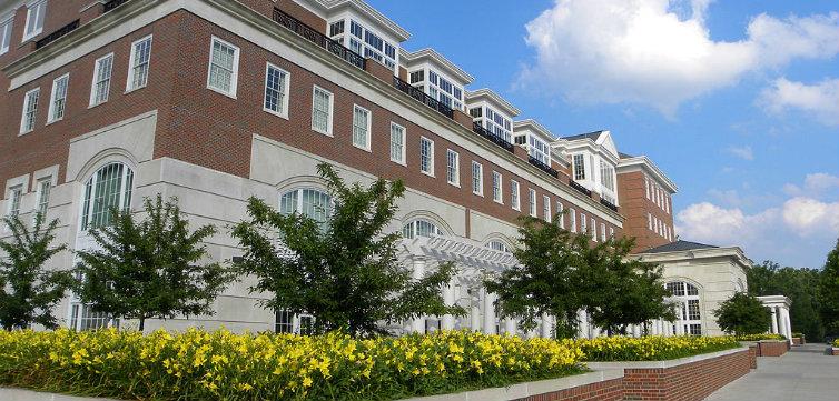 Ohio University Athens Baker University Center feat