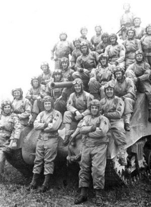 de john book platoon sherman tank embed