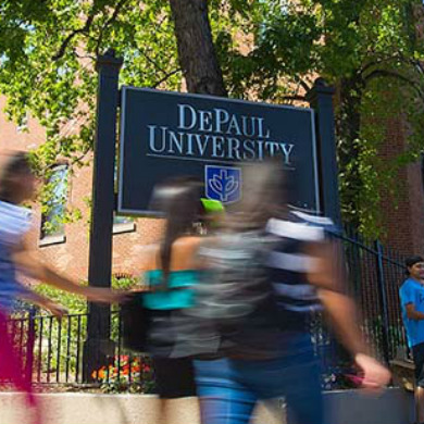DePaul rescinds McInnes invitation, extends speaker review policy
