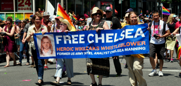Chelsea Manning Feature