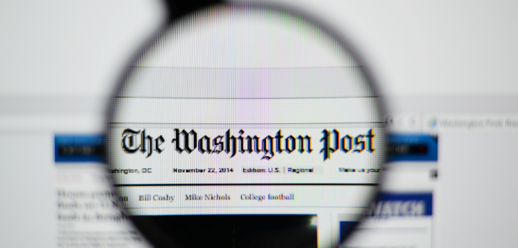 washington post feature