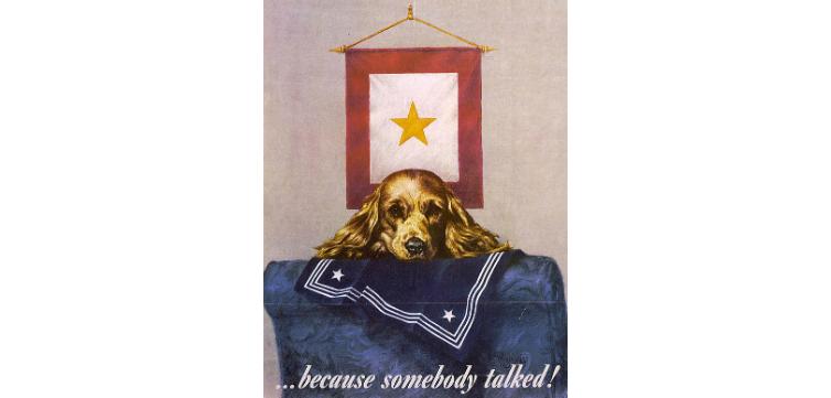 propaganda dog feature