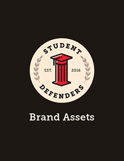 Student Defenders Branding Guide