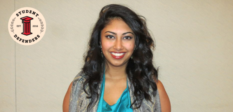Marvi Ali Student Defenders William & Mary SD_Mavi_Featured