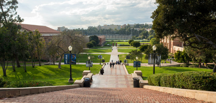 UCLA steps university of california los angeles credit Michael Gordon Shutterstock.com feat