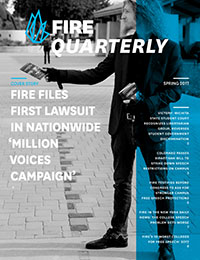 FIRE Spring Quarterly 2017