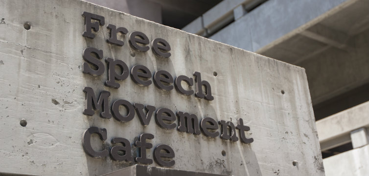 university of california berkeley ucberkeley free speech movement cafe CREDIT gary yim Shutterstock.com feat